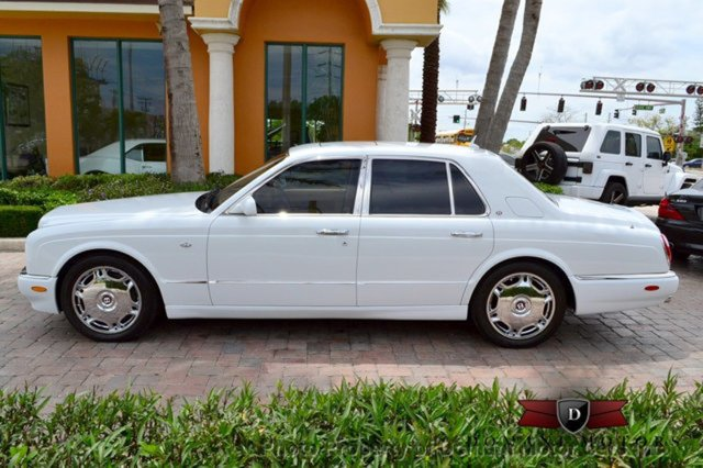 Bentley Arnage Wedding Car Hire