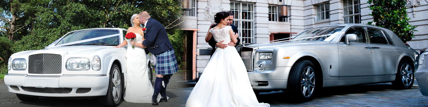 Exclusive Chauffeur Services <a href='#link'>For Your Big Day.</a>